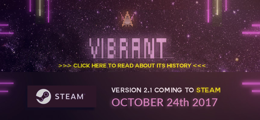 Vibrant 2.1 soon on Steam